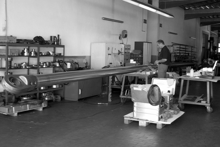 Atemberaubend Kolbenstange reparieren | Kolbenstangenreparatur #VZ_64